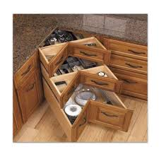 Corner Drawer Drawers In The Corner Cabinet So Everything Can Be Pulled Out For
