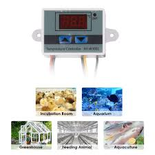 XH-W3001 Digital LCD Display <b>Temperature Controller</b> ...