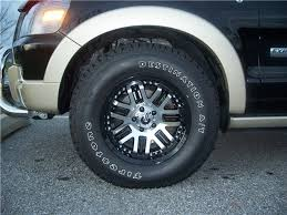 2006 ford explorer tires size good larger tire size for stock 17 inch rims ford explorer and