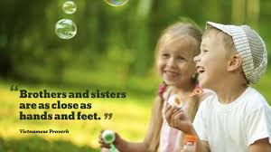 Quotes About Sister N Brother 26 Quotes