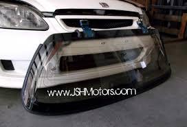 jdm 92 95 civic eg6 sir rear gl hatch