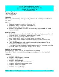 Marketing Proposal Template Free Social Media Marketing Proposal Template Onepiece 6