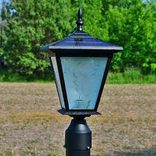 best of solar driveway lights and post mount solar light galaxy black great solar light for