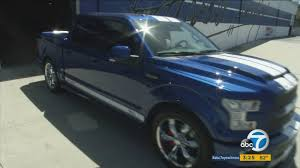 Shelby adds some muscle to the Ford F150 truck | abc7chicago.com