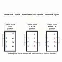 spdt rocker switch wiring diagram wiring diagram and hernes spdt toggle switch wiring diagram nilza