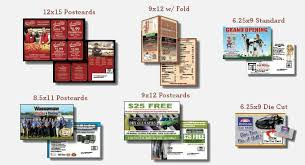 Grand Opening Postcards Direct Mail Marketing Postcards Our Town America Inc