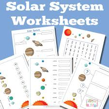 Planet Worksheets For Kids Worksheets for all | Download and Share ...