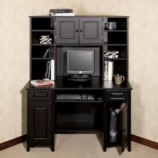 entrancing black corner cabinet target computer desks and trestle desk target and beige wall