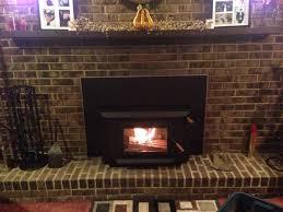 dazzling blaze king fireplace inserts 19 my new blaze king princess insert install hearthcom forums home