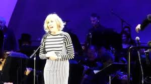 Sally's Song by Catherine O'Hara (Nightmare Before Christmas Live ...