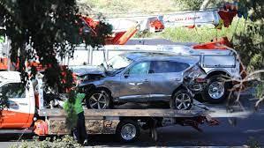 Tiger Woods geopereerd na zwaar auto-ongeluk