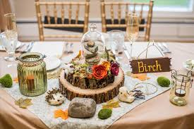 decoration for table. Ideas Simple Outdoor Falling Table Decorations Reception Pics Autumn Beautiful Fall Wedding Decoration For