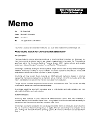 Memo Cover Letter Example Work Memo Examples Magdalene Project Org