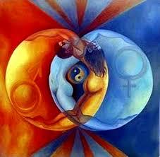 Resultado de imagen de la union de la luna con venus