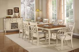 antique white dining room set. Awesome Cottage Dining Table Antique White Room Set G