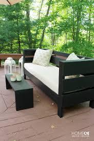 patio furniture diy outdoor furniture build plans home made diy deck furniture