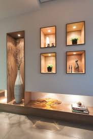 wall niche decorating ideas home design