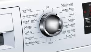 bosch compact washer. Perfect Bosch Bosch 800 Series WAT28402UC  Control Console On Compact Washer