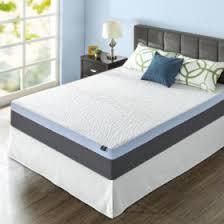 california king mattress. Night Therapy Gel-Infused Memory Foam 13\ California King Mattress