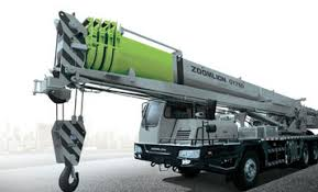 Zoomlion Qy55d531 For Sale Price China 55 Ton Crane Suppliers