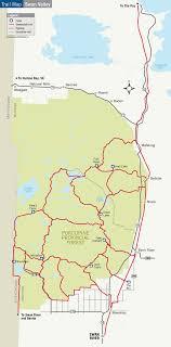 swan valley snowmobile trail maps