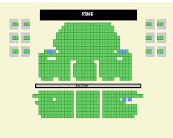 Matilda The Musical Seating Chart Seat Maps Springer Opera House