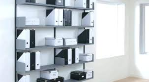 creative office storage. Wall Shelves Above Desk Creative Home Office Storage Ideas With In For Shelving Remodel 14