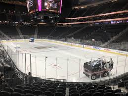 T Mobile Arena Section 9 Vegas Golden Knights