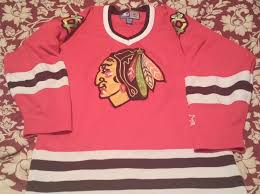 Ccm Youth Jersey Size Chart Details About Chicago Blackhawks Youth Vintage Jersey Size