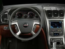 gmc acadia 2010 interior.  Gmc GMC Acadia Interior A True Professional Car To Gmc 2010 A