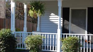 Lovely How To Replace A Porch Column. Front Porch Ideas