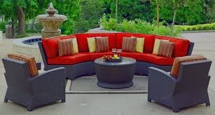 curved outdoor couch curved sofa curved outdoor sectional cushions