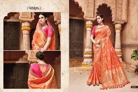 Tathastu Designer Sarees Tathastu 1201 1222 Party Wear Designer Heavy Silk Sarees