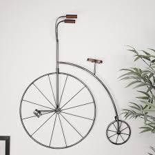 penny hing bicycle wall art
