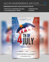 40 Premium Free Psd Flyer Templates For American Holidays