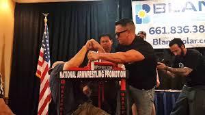 Lynn Brower vs Ricky Ramos Jr. @ 911 Classic Armwrestling 2016 ...