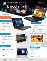 the plete hp black friday deals in all their glory are given below