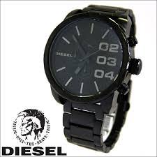 windpal rakuten global market diesel diesel watches mens analog diesel diesel watches mens analog metal belt black dz4207 dz4207