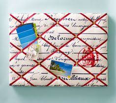 Memo Board With Ribbon Green Velvet Bulletin Board This bulletin board is fit for a queen 94