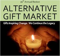 alternative gift market image via unitarian universalist church