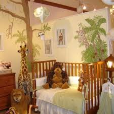 Jungle Nursery Themes For Your Baby's Room - Ideas For Designing A Jungle  Theme Nursery Room