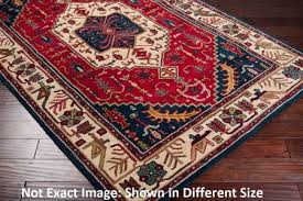 a134 ancient treasures ink handmade area rug made with 100 semi worsted new zealand wool and made in india