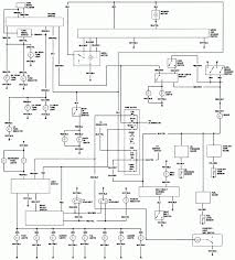 Diagram toyota pickup wiring in 1983 schematic alternator stereo 960