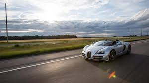 And it's all about the numbers. Bugatti Veyron On Route 66 Day One
