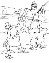 Small Picture david and goliath coloring pages printable Google Search Clip