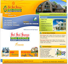 property pamphlet realestate designing properties php classifieds visakhapatnam