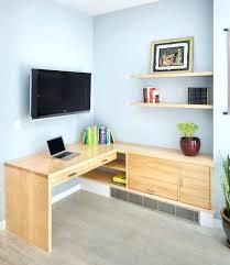 custom built desk custom built in desk modern home office custom build desktop pc uk
