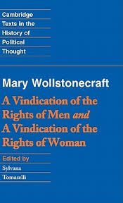 a vindication of the rights of women essay mary wollstonecraft rights of w shelley s ghost reshaping manybooks brit lit · a vindication