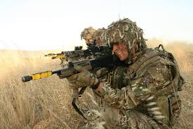 the army reserve the british army