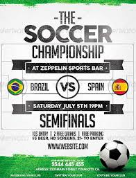 Soccer Flyer Word Template Soccer Flyer Word Template Impressive ...